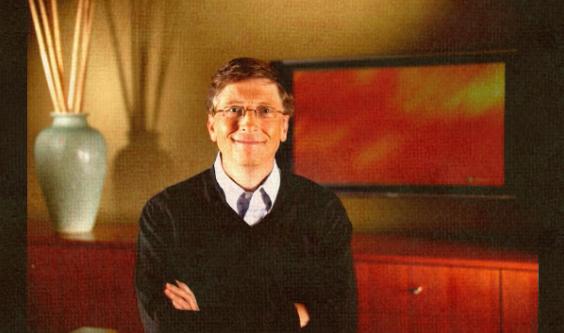 優秀なOS(オペレーティング システム)を開発した世界の大富豪マイクロソフトの創業者ビル・ゲイツの名言