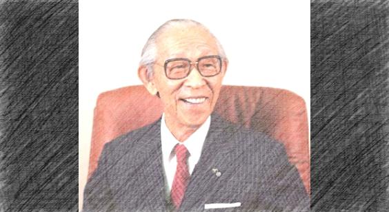 電池と家電の専売特許の会社を創り上げた経営の神様パナソニックの創業者・松下幸之助の名言